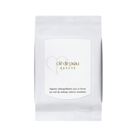 EYE AND MAKEUP REMOVER TOWELETTES