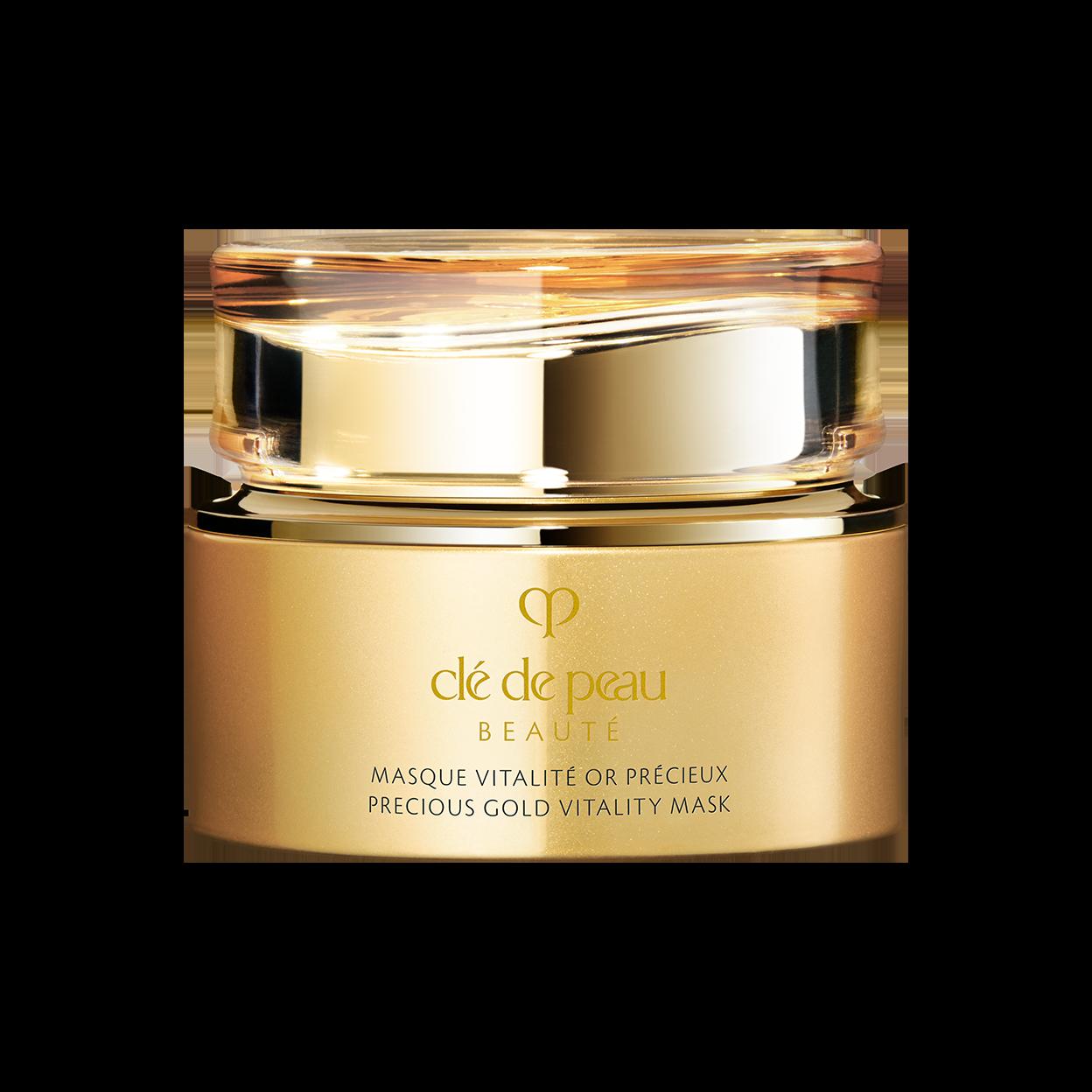Cle De Peau Beaute Precious Gold Vitality Mask