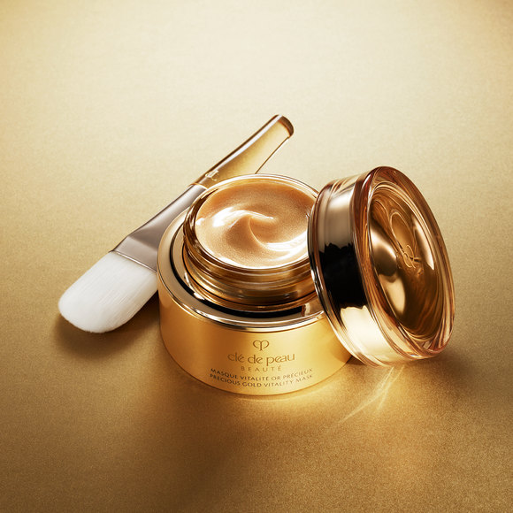 """Восстанавливающая маска """"Драгоценное золото"""""""