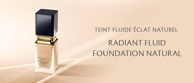 RADIANT FLUID FOUNDATION NATURAL